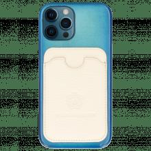 iPhone case Twelve Pro Vegas Sweet Water Wallet Prato White