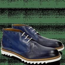Ankle boots Felix 2 Scotch Grain Moroccan Blue RP 17 White