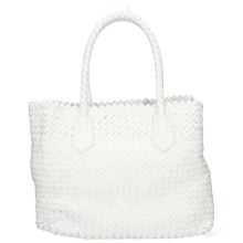 Handbags Kimberly 1 Woven White