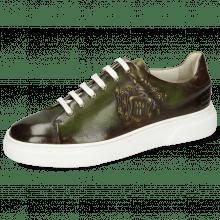 Sneakers Harvey 47 Monza Ultra Green Lasercut