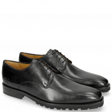 Derby shoes Emil 2 Remo Black Star