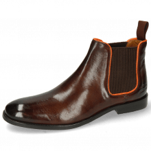 Ankle boots Amelie 4 Pisa Mid Brown Orange