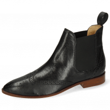 Ankle boots Jessy 4 Imola Perfo Black