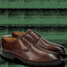 Derby shoes Emil 1 Carmen Dark Brown