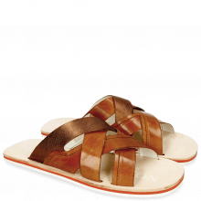 Sandals Sam 12 Tan Cherso Bronze