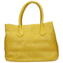 Handbags Kimberly 1 Woven Yellow