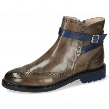 Ankle boots Selina 25 Imola Stone Strap Marine