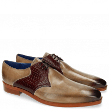 Derby shoes Lewis 29 Rocco Oxygen Burgundy LS