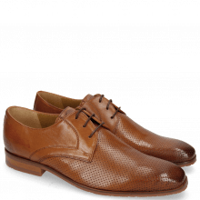 Derby shoes Rico 1 Rio Perfo Tan