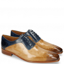 Oxford shoes Ethan 31 Nude Wind