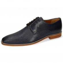 Derby shoes Alex 1 Venice Haina Navy