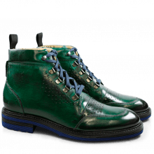 Ankle boots Trevor 5 Crust Green Crip Blue