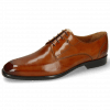 Derby shoes Elyas 4 Tan Lining Rich Tan