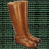 Boots Susan 71 Crock Wood Lining Rich Tan Brown