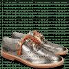Oxford shoes Monica 4 Glitter Gunmetal