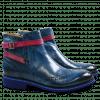 Amelie 11 Crust Bluette Strap Fuxia Rook D Blue EVA Blue