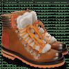 Ankle boots Bonnie 10 Crock Wood Fur Taupe
