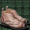Ankle boots Sally 30 Rosa Fermont Copper Textile