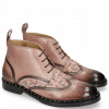 Ankle boots Sally 30 Rosa Fermont Copper Textile