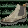 Ankle boots Selina 29 Vegas Smoke Elastic Ribbed