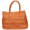 Handbags Kimberly 1 Woven Orange