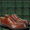 Derby shoes Greg 4 Venice Crock Tan