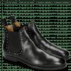 Ankle boots Susan 37 Black Elastic Black