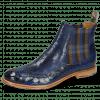 Ankle boots Amelie 77 Crock Electric Blue Loop Camo