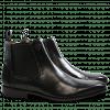 Ankle boots Xander 2 Venice Black Elastic Black HRS Navy