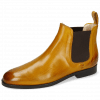 Ankle boots Susan 10 Indy Yellow Elastic Dark Brown