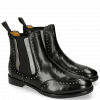 Ankle boots Daisy 4 Black Rivets