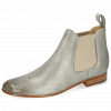 Ankle boots Sally 25 Imola Perfo Digital Elastic Lino