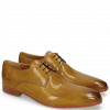 Derby shoes Lewis 10 Olivine Lining Rich Tan