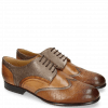 Derby shoes Sally 15 Venice Crock Wood Fermont Coppa Sand