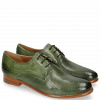 Derby shoes Selina 23 Perfo Algae