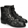 Ankle boots Susan 44 Nappa Black HRS Black