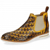 Ankle boots Brad 6 Woven Vegas Chestnut Ocra Sabbia Mid Brown