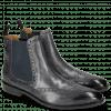 Ankle boots Xabi 2 Berlin Navy Elastic Navy Rubber Navy