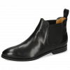 Ankle boots Jessy 1 Black Elastic Black Lining Nappa