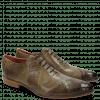 Oxford shoes Toni 20 Crock Perfo Big Croco Stone Oxygen
