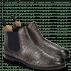 Ankle boots Susan 10 Crock Grigio Elastic Navy