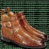 Ankle boots Susan 68 Crock Wood Elastic Glitter