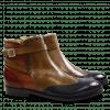 Ankle boots Amelie 11 Classic Navy Ash Cognac Red Strap Ash LS