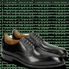 Derby shoes Dave 4 Black Rubber Black