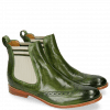 Ankle boots Amelie 5 Perfo Ultra Green Elastic 566