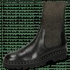 Boots Susan 69 Black Stefy Black Rivets