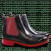 Ankle boots Amelie 5 London Fog Elastic Pink