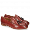 Loafers Scarlett 3 Ruby Tassel Navy