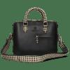 Handbags Vancouver London Fog Shade Black