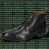 Ankle boots Jeff 7 Monza Black Loop Peru